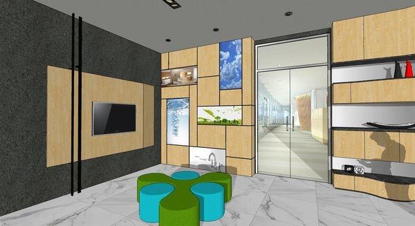 企業大廳設計 展示區系統櫃設計.jpg