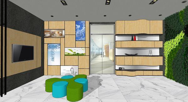 企業大廳設計 展示區系統櫃設計 (2).jpg