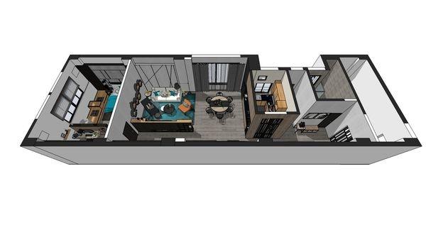 台中老屋翻新 室內空間規劃設計3D圖.jpg