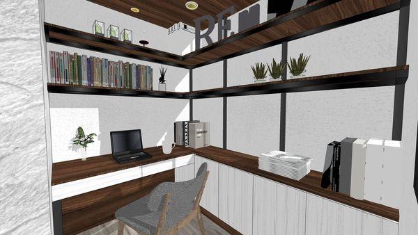 台南興富發 真愛 書房空間鐵件系統展示櫃設計.jpg