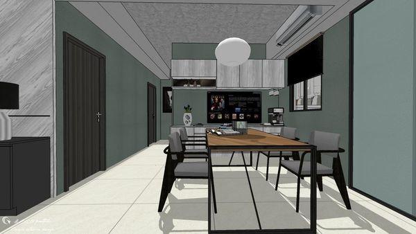 惠宇新觀A戶 餐廳空間系統收納餐櫥櫃設計.jpg