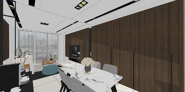 惠宇新觀室內設計 客廳空間系統收納櫃設計 (2).jpg