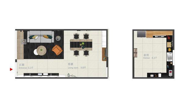 南投 草屯 老屋翻新改造 室內空間設計規劃平面圖.jpg