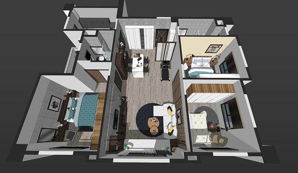 苗栗敦藏御品 室內空間規劃設計3D圖.jpg