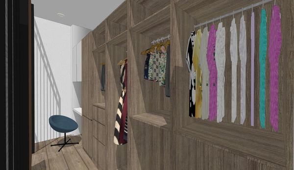 埔里舊屋改造 主臥更衣室系統衣櫃設計.jpg