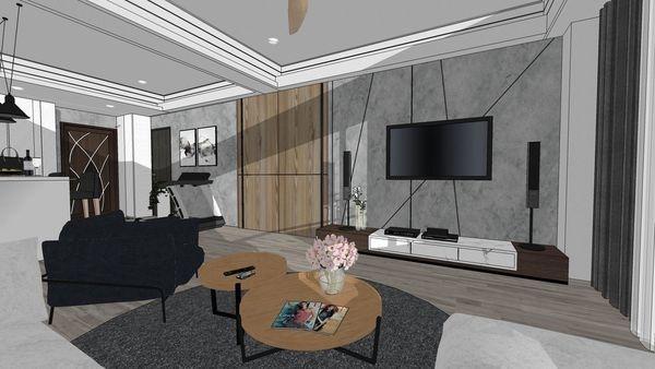 苗栗敦藏御品 客廳空間系統電視櫃設計 (2).jpg