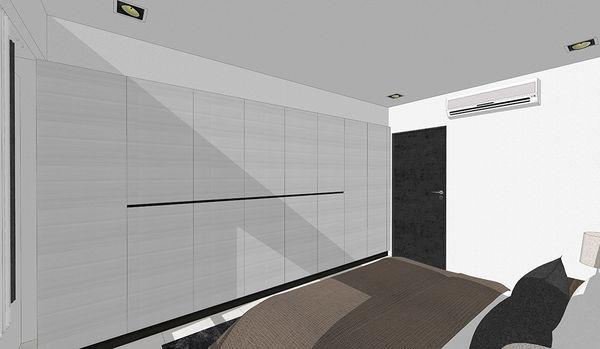 登陽中山苑 臥室空間收納系統衣櫃設計 (2).jpg