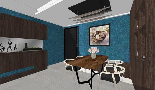 登陽中山苑 餐廳空間系統收納櫃設計.jpg