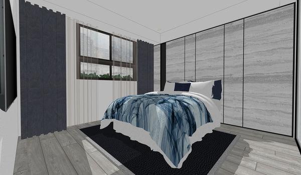 大漁建設森自在 主臥室空間設計.jpg