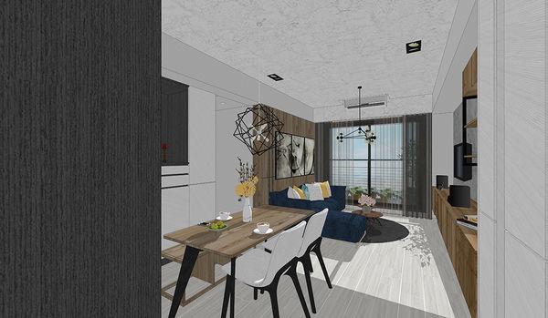 聚合發迎翠室內設計 室內全室系統櫃規劃設計.jpg