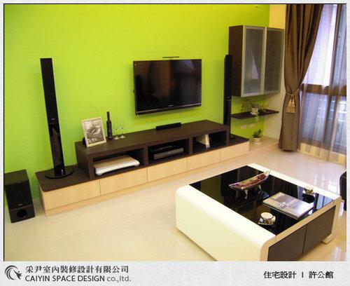 台中室內設計-系統廚櫃-客廳電視櫃.jpg