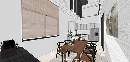 廚房及餐廳空間設計