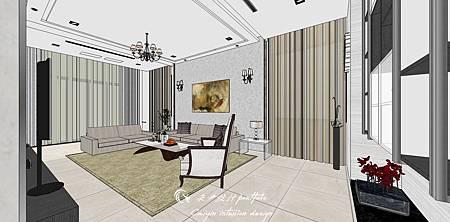 客廳空間設計