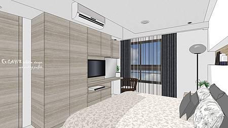 中部室內設計 辰偉建設 情定水蓮 住宅設計