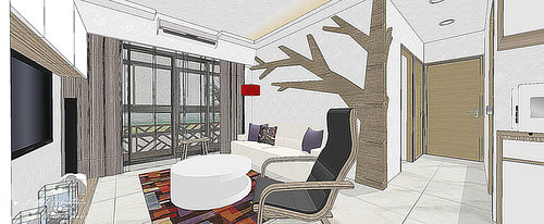 台中室內設計 居家裝潢 空間設計 電視牆設計 壁面造型 (8).jpg