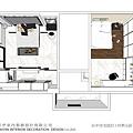 台中系統櫃  臥室裝潢 衣櫃設計 電視牆造型設計 廚具設計 (4).jpg