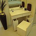化妝台設計 居家裝潢 室內設計 系統櫥櫃.jpg