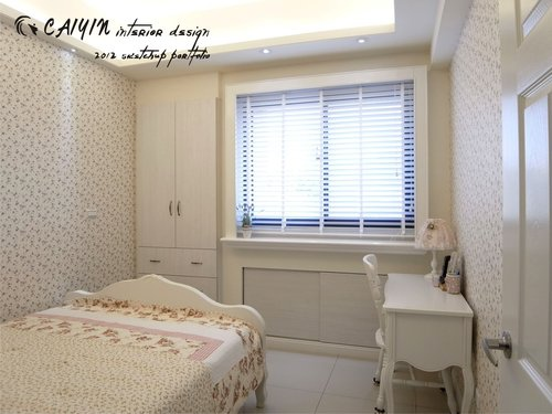 台中室內設計 居家裝潢 室內設計 天花板裝潢 臥室設計 系統家具 薪巢 (1).jpg