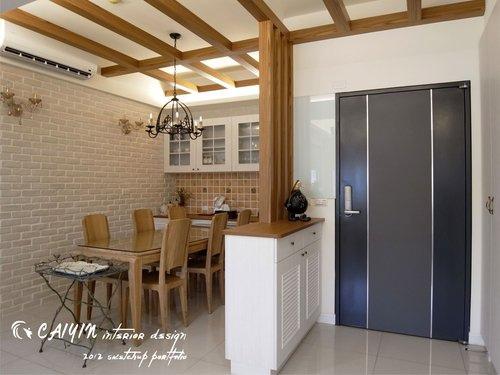 台中室內設計 居家裝潢 室內設計 天花板裝潢 臥室設計 系統家具 薪巢 (2).jpg