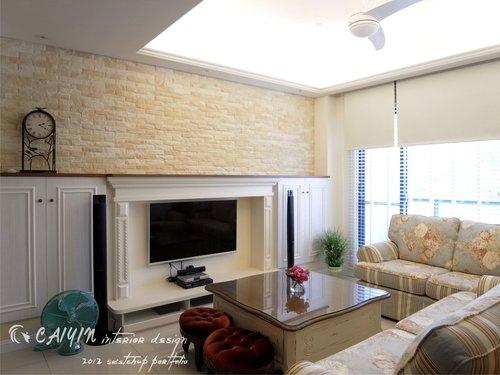 台中室內設計 居家裝潢 室內設計 天花板裝潢 臥室設計 系統家具 薪巢 (5).jpg