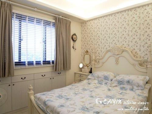 台中室內設計 居家裝潢 室內設計 天花板裝潢 臥室設計 系統家具 薪巢 (9).jpg