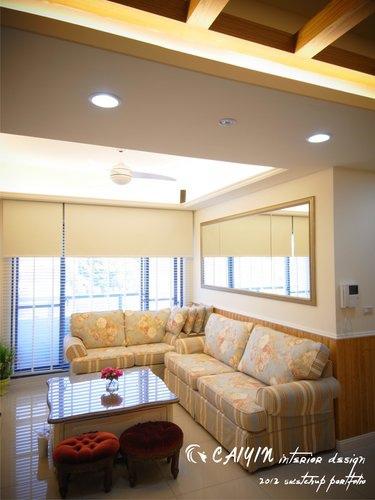 台中室內設計 居家裝潢 室內設計 天花板裝潢 臥室設計 系統家具 薪巢 (10).jpg