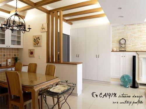 台中室內設計 居家裝潢 室內設計 天花板裝潢 臥室設計 系統家具 薪巢 (13).jpg