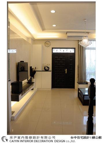 台中室內設計 居家裝潢 電視牆造型  餐廳設計 (10).jpg