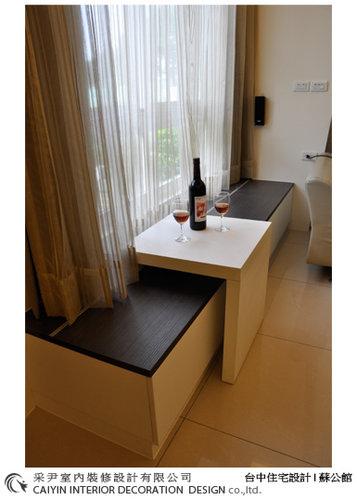 台中室內設計 居家裝潢 電視牆造型  餐廳設計 (14).jpg