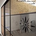 台中室內設計 臥室設計 天花板裝潢 衣櫃鋁框門 (2).jpg