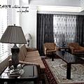 台中室內設計 臥室設計 天花板裝潢 衣櫃鋁框門 (7).jpg
