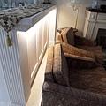 台中室內設計 臥室設計 天花板裝潢 衣櫃鋁框門 (8).jpg