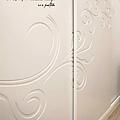 台中室內設計 臥室設計 天花板裝潢 衣櫃鋁框門 (9).jpg