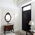 台中室內設計 臥室設計 天花板裝潢 衣櫃鋁框門 (16).jpg