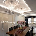 台中室內設計 臥室設計 天花板裝潢 衣櫃鋁框門 (15).jpg