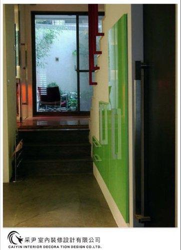 吧檯設計 客廳裝潢 玻璃隔間設計 電視牆旋轉設計 系統家具  (11).jpg