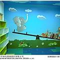 故事屋設計 雲朵天花板裝潢 店面設計 系統櫥櫃 兒童房設計 幼兒遊戲區 (1).jpg