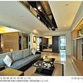 台中室內設計 天花板裝潢 客廳設計 居家裝潢 實品屋設計 (1).bmp