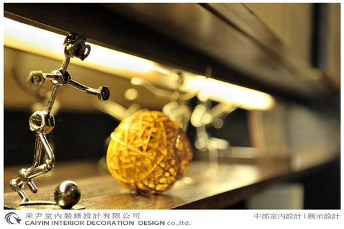 台中室內設計 天花板裝潢 客廳設計 居家裝潢 實品屋設計 系統櫥櫃 (3).bmp
