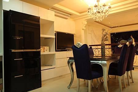 餐廳裝潢 居家裝潢 餐廳設計 天花板裝潢 台中室內設計 室內裝修 (1).JPG