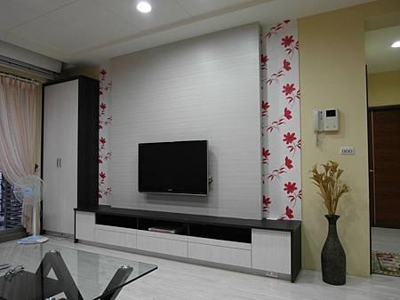 台中室內設計 客廳裝潢 視聽室設計 居家住宅 電視牆設計 (4).JPG