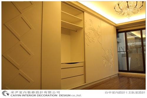 台中室內設計 系統櫃 電視牆  大理石設計 衣櫃設計 餐廳設計 (19).jpg