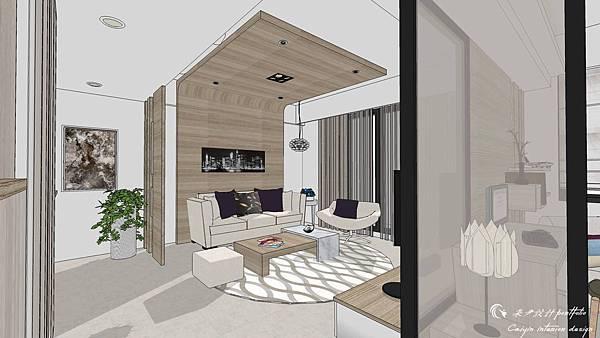 台中室內設計|登陽建設|登陽中山苑|居家減敏計畫|監工日誌