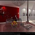 裝潢設計 室內設計 壁面設計 餐廳設計 (2)