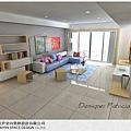 台中室內設計 展示櫃 系統櫥櫃 客廳裝潢 (2).jpg