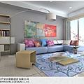 台中室內設計 展示櫃 系統櫥櫃 客廳裝潢 (3).jpg