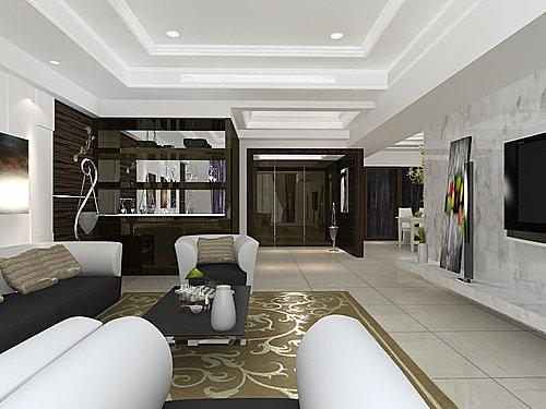 台中室內設計 展示櫃 系統櫥櫃 客廳裝潢 天花板裝潢 電視牆設計 書櫃設計 櫥櫃家具 壁面設計 台中裝潢 餐廳設計 (17).jpg