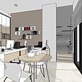 商業空間規劃 室內辦公區規劃