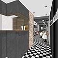 餐廳設計2
