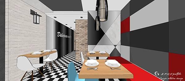 餐廳設計5